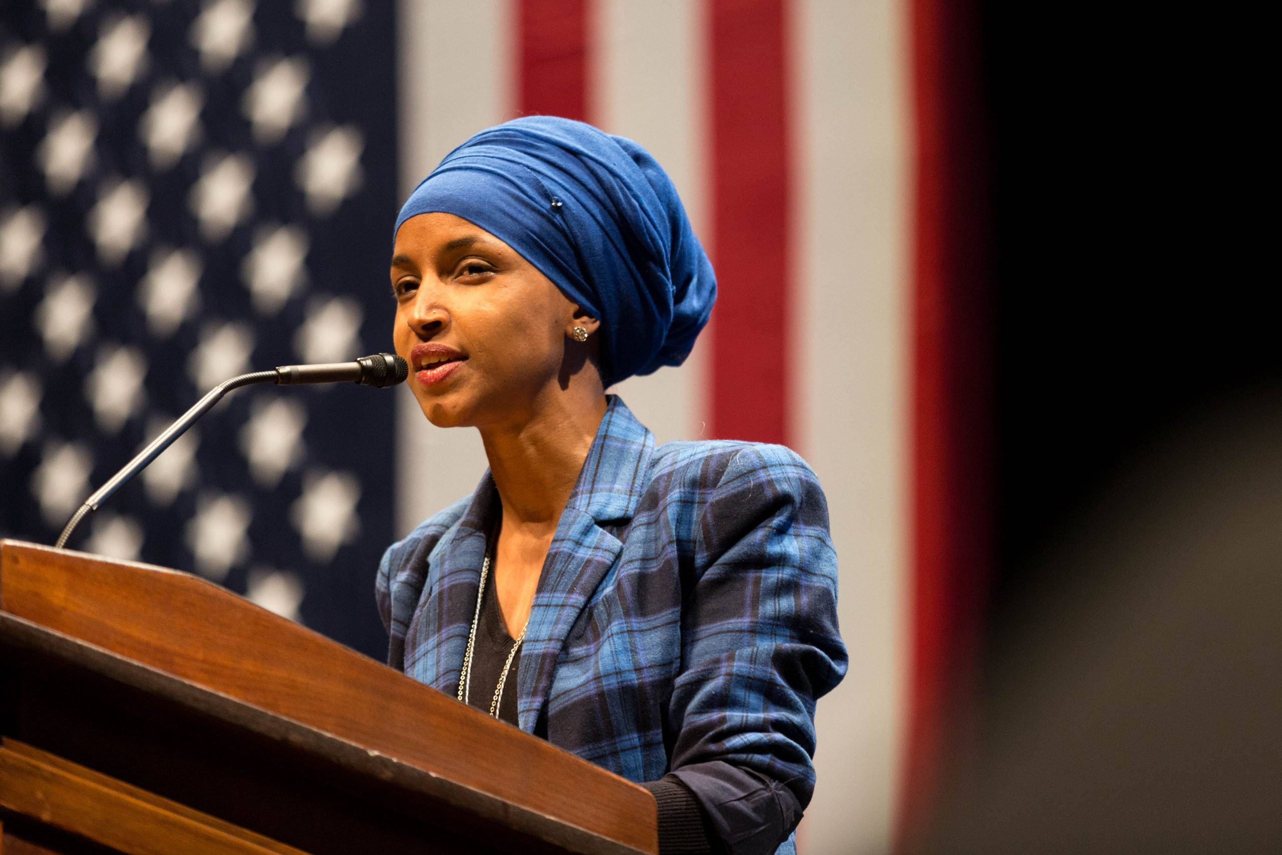 Ilhan Omar Faces Islamophobia From Her Own Political Party thumbnail