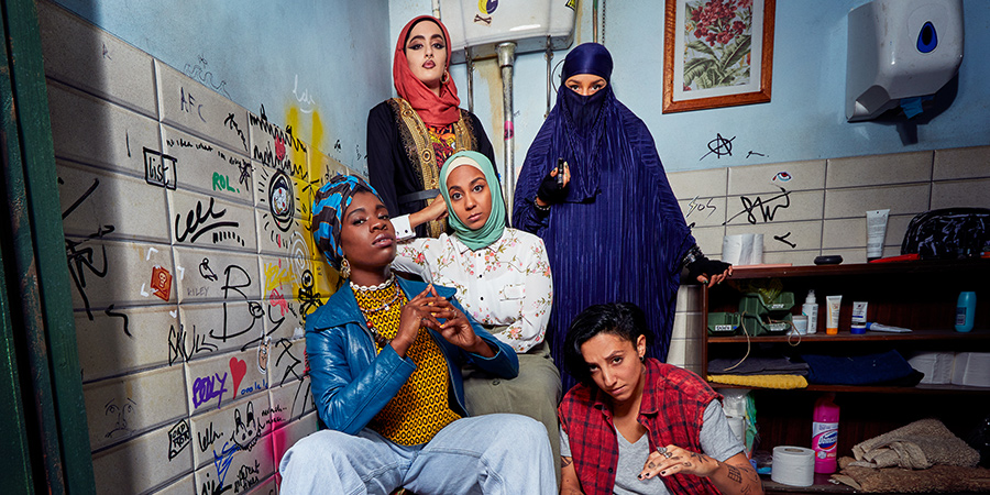 These New Muslim Women TV Characters Play in a Rock Band thumbnail
