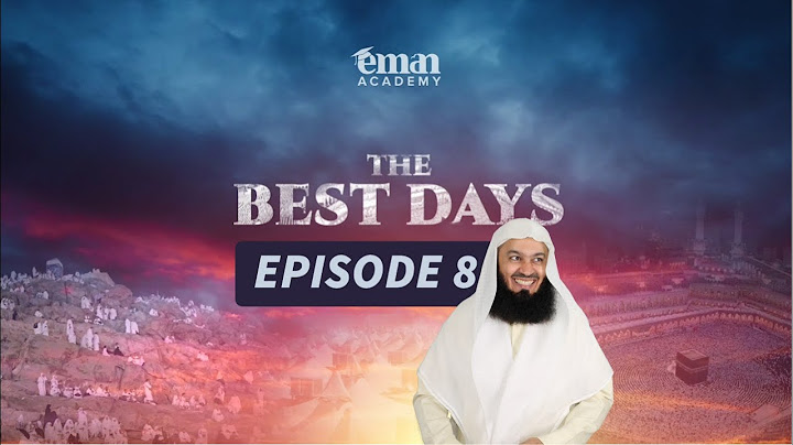 What Is the Day of Arafah? thumbnail