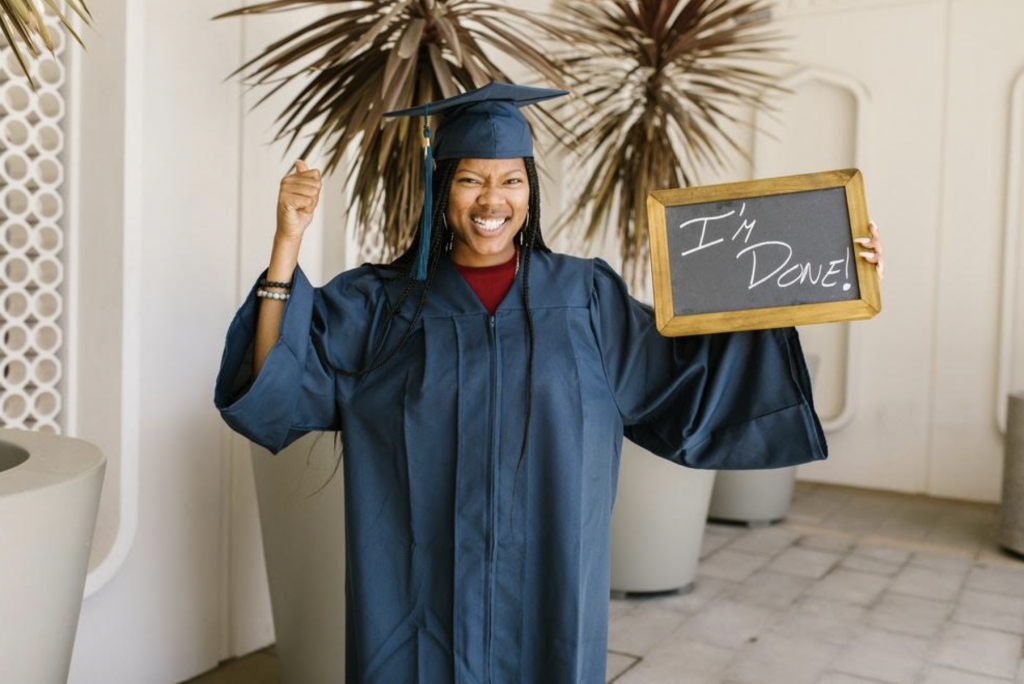 How to Plan a Beautiful At-Home Graduation on a Budget thumbnail