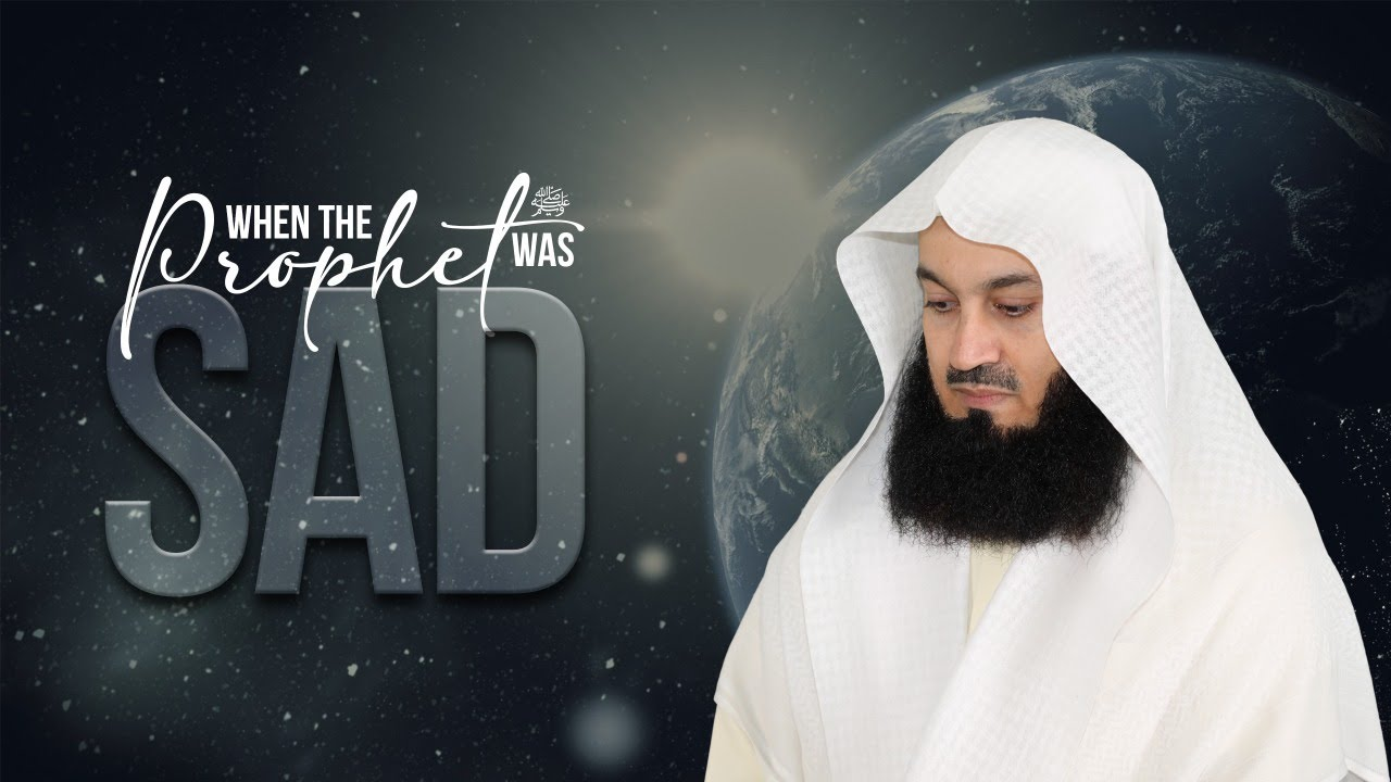 Feeling Down? This Verse Was Revealed When the Prophet Was Sad thumbnail